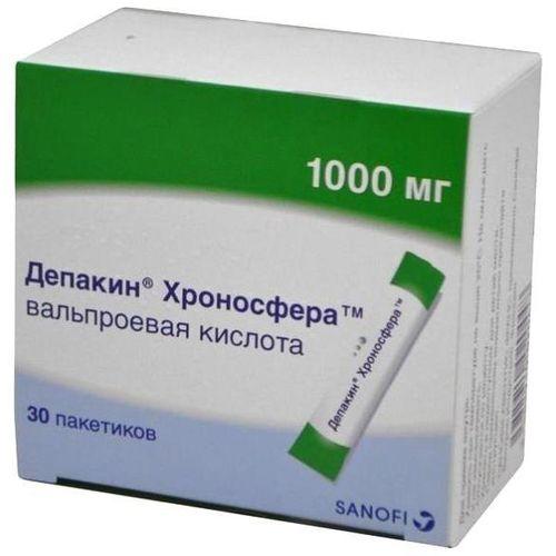 Депакин хроносфера™