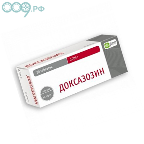 Доксазозин-ФПО