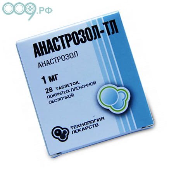 Анастрозол-тл