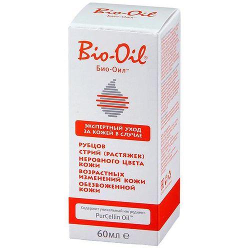 Bio-Oil [Био-Ойл] Масло косметическое 60 мл